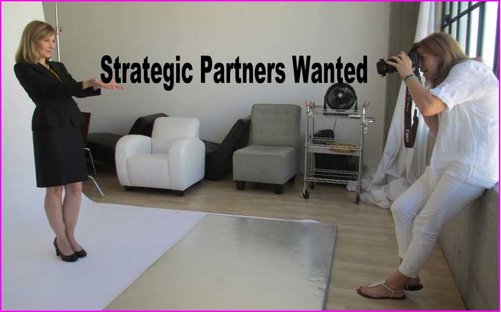 Strategic Partners Wanted