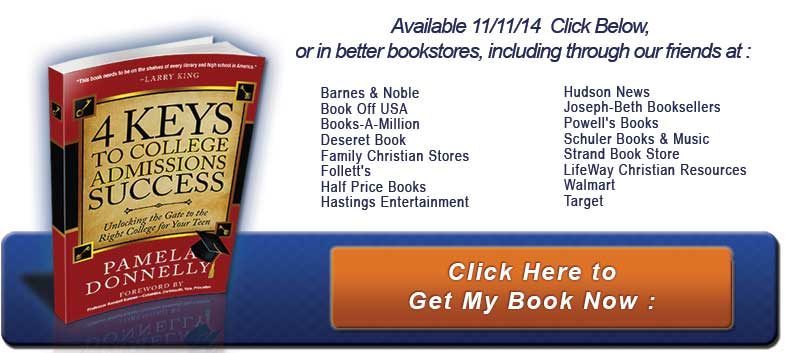 Buy The 4 Keys to College Admissions Success Book