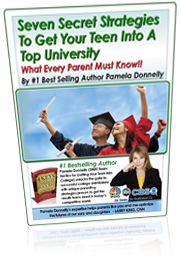 Seven Secret Strategies for Getting Your Teen into a Top University