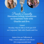 Corporate Talk with Eva and Charlie: Listen In!